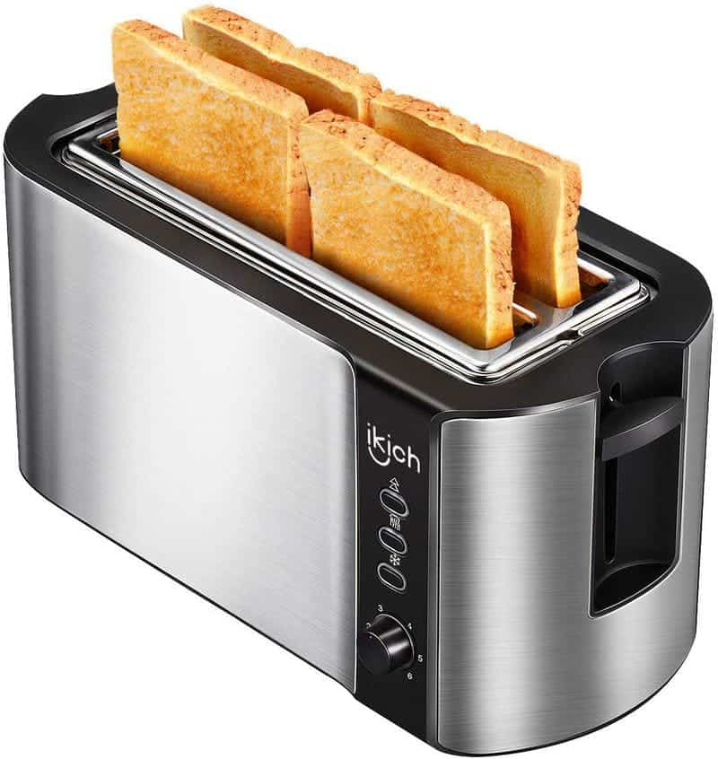 Ikich-longslot-toaster