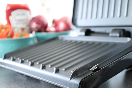 opened-george-foreman-grill