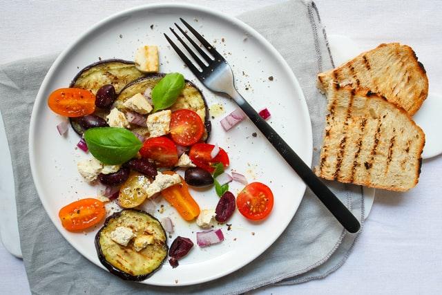 mediterranean-Salad-with-feta-cheese