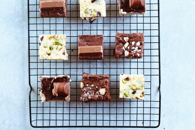 fudge-cubes-on-baking-rack