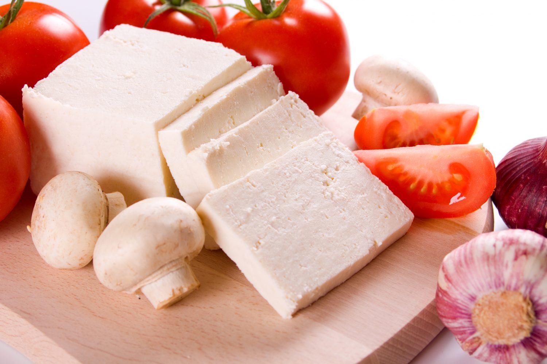 Feta cheese alternative to cotija