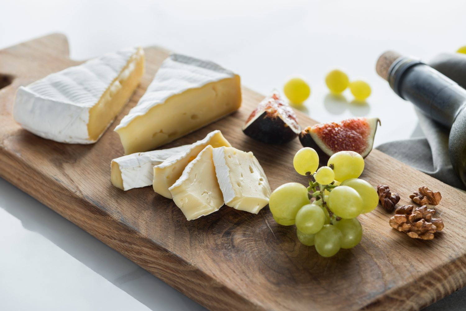 Kinds of Brie Cheese