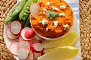 Creamy Carrot Dip