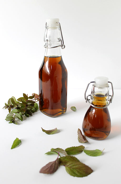DIY Mint Extract