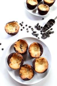 Black & White Black Bean Brownies (GF)