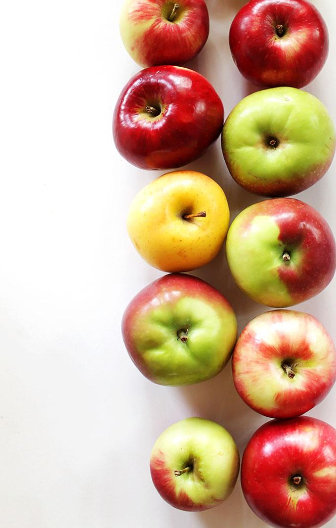 Apples! Apples! Apples! |robustrecipes.com