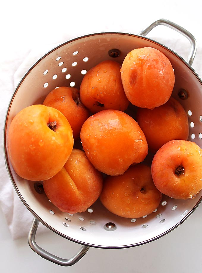 Apricots for One Pan Apricot Chicken