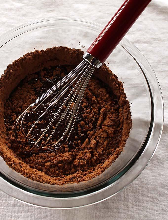Chocolate for Gluten Free chococlate cherry dessert bars