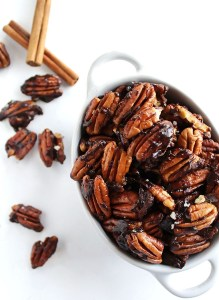 5 Minute Spiced Pecans
