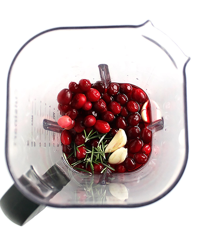 Marinated Cranberry Chicken - Gluten Free | robustrecipes.com