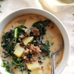 Dairy Free Zuppa Toscana Soup 5