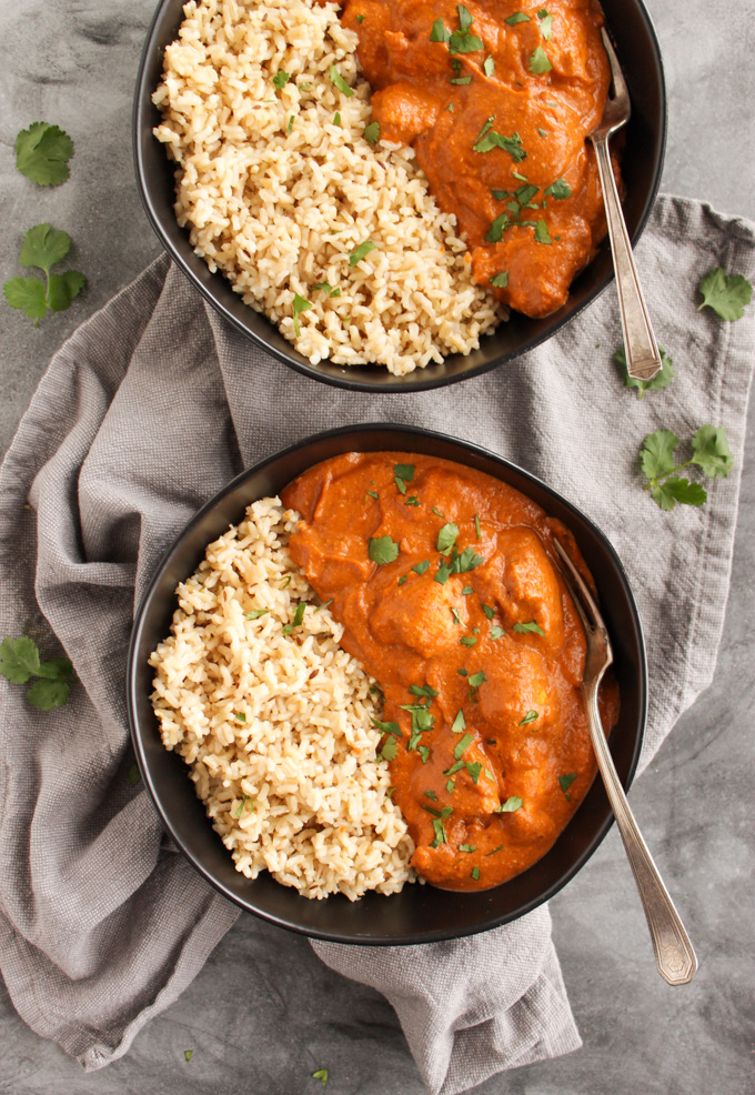 Lighter Butter Chicken 30 Minutes Robust Recipes