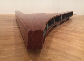Wade Guyton at Art Institute Chicago.