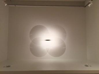 Robert Irwin Untitled (1969) at Chicago Art Institute.