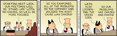 Dilbert saves the Agile day – Agitma