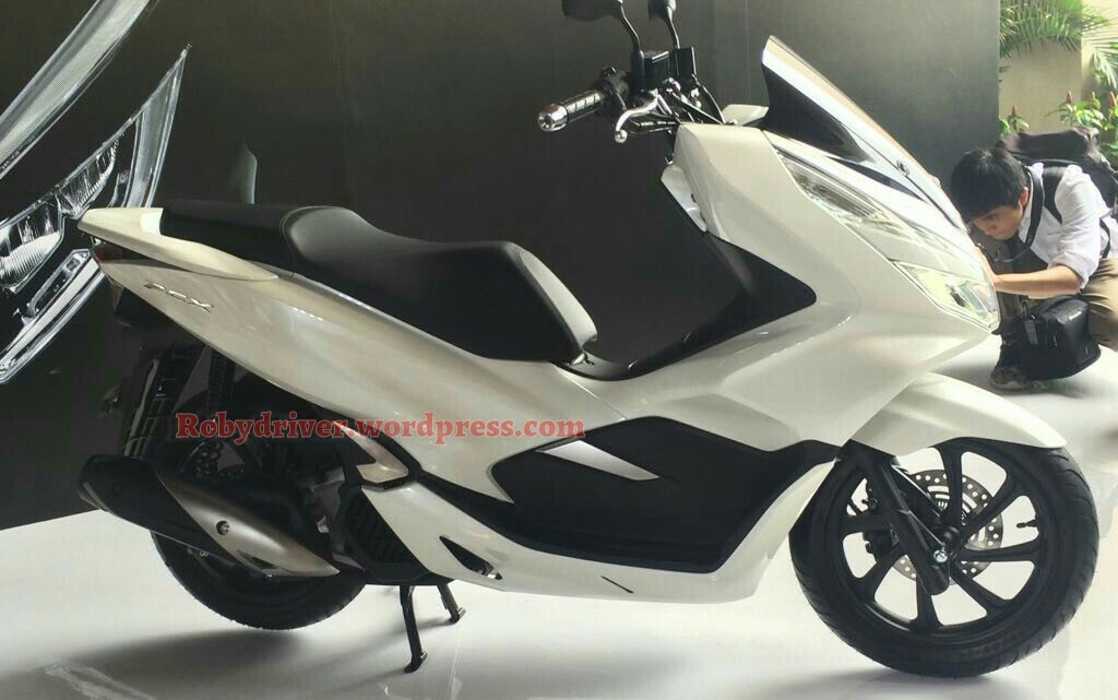 All New Honda PCX150 2018