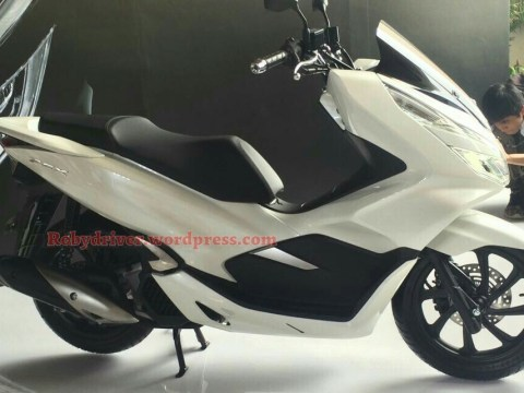 All New Honda PCX150 2018