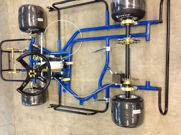 Go Kart Racing Chassis Setup - Year of Clean Water