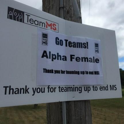 Alpha Female Team
