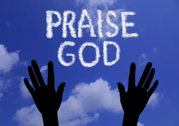 This Week39s Challenge Is To Praise God robyndykstracom