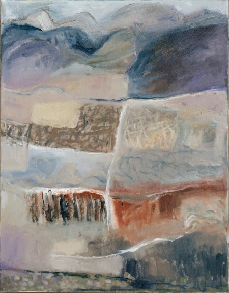 4 Into the Valley_2016_oil on canvas_71x56cm