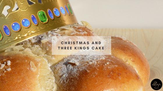 Three Kings Cake