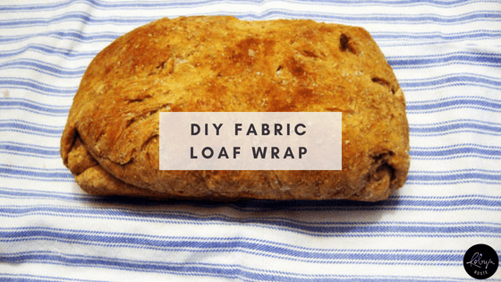 DIY Fabric loaf wrap