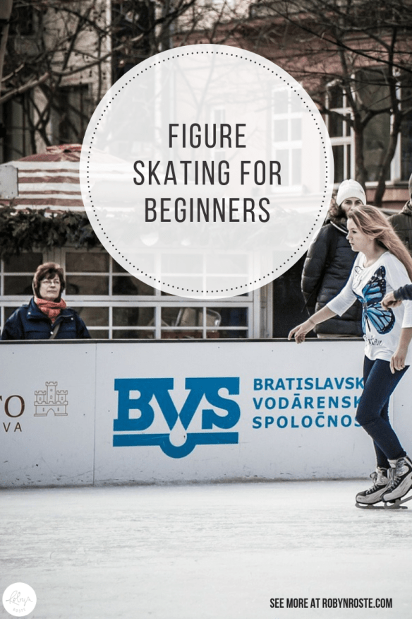 Here's a great story from a guest blogger on figure skating for beginners. Straight out of Calgary.