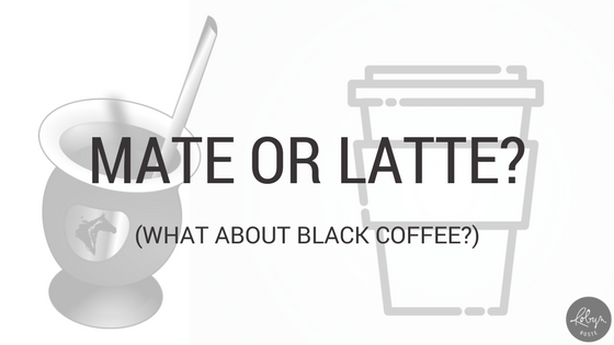 mate or latte