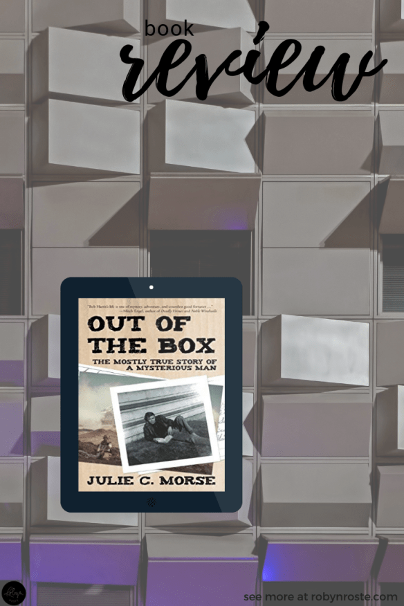 After reading the book Out of the Box I had a lot to think about. Mostly I wondered how such an interesting person ended up selling boxes for a living.