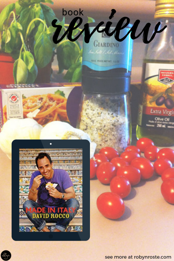 The challenge: cook one of the recipes demonstrated by TV chef David Rocco, clean up with Dawn Power Lift and Cascade All-in-1 ActionPacs and write about it