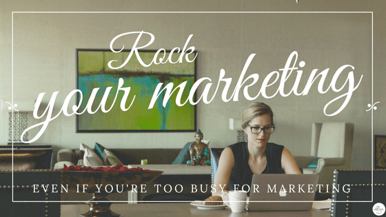 Rock your marketing