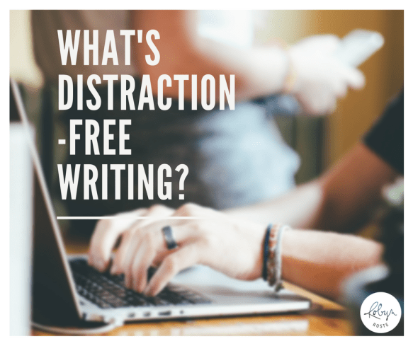 best distraction-free writing tools