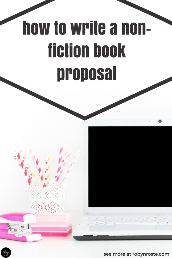 In the non-fiction world, if you get past the query-letter round then move on to book proposal. There are many ways to put together a proposal but here is what I've learned about how to write a non-fiction book proposal in the past few months of, well, learning how to write a non-fiction book proposal.