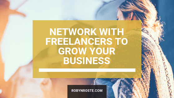 Network with Freelancers