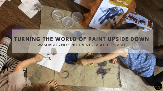 Paint-Sation Easel Set Review