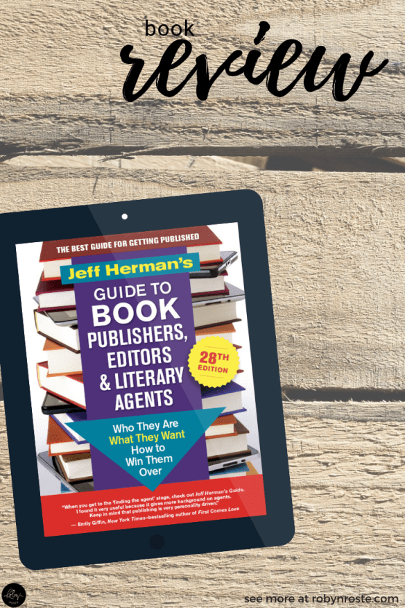 If you want a lighthearted yet no-nonsense guide to publishing, look no further than Jeff Herman's Guide to Book Publishers, Editors and Literary Agents.
