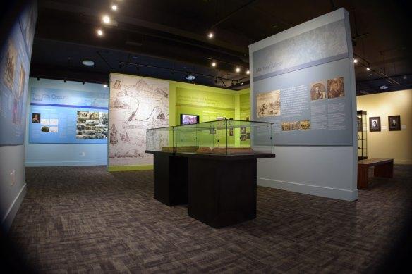 Mennonite Heritage Museum inside display
