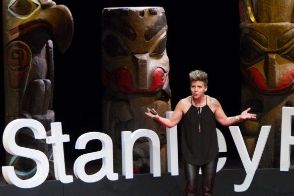 TEDxStanleyPark 2016 Videos Isabelle-Mercier