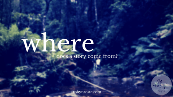 Where Does a Story Come From?