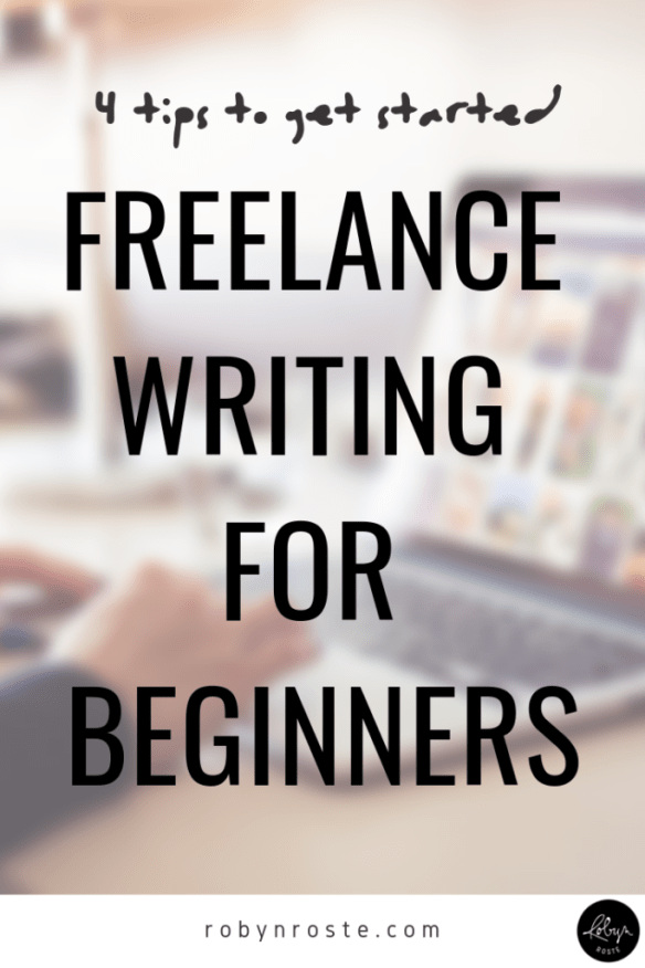 When you research freelance writing for beginners all sorts of tips and tricks pop up. You wonder how it works and if it's possible to make a living writing.