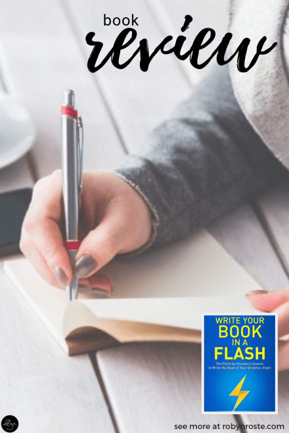 If you are looking for a systemized approach to write your book, Write Your Book in a Flash by Dan Janal is a practical resource you'll enjoy.