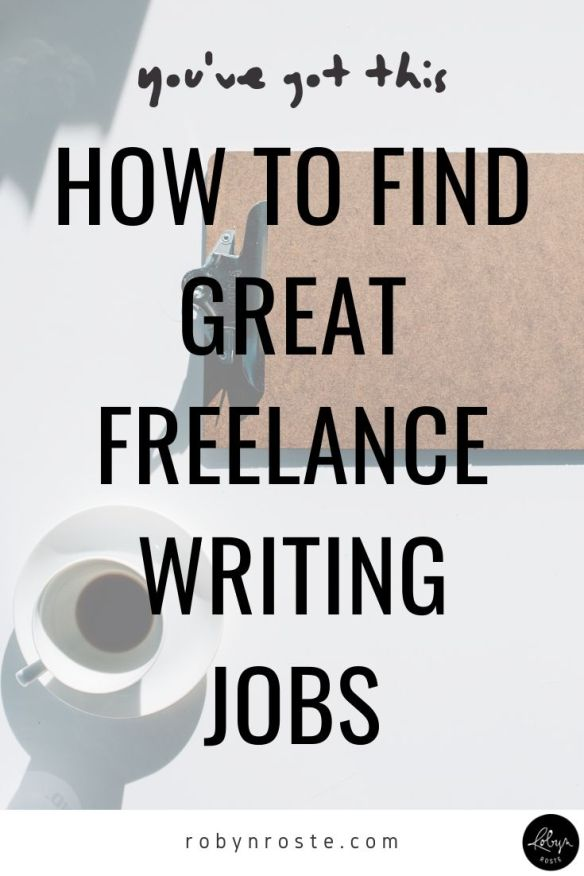 When you're a new freelancer, finding freelance writing jobs may seem like an overwhelming task. And I understand how finding a gig—any gig—can feel a bit like luck. Where do you even start looking? And when you find someone looking for a writer, how do you know the job is any good?