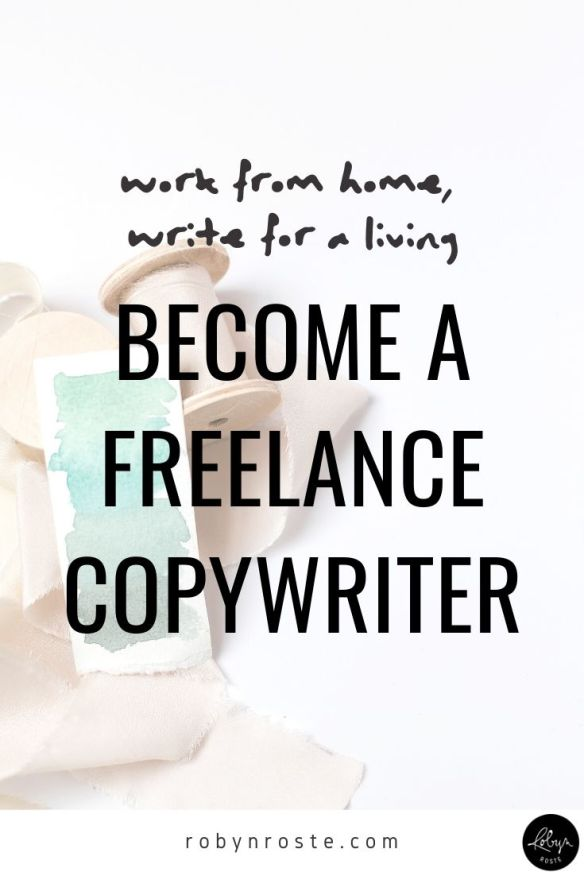 If you're new to writing you may not have considered copywriter as a way to break into the industry. Copywriting is as challenging as it is interesting and most writers overlook it.
