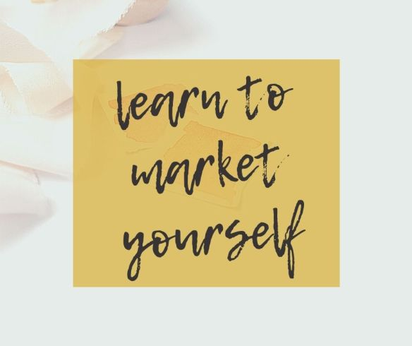 Learn how to market yourself as a writer