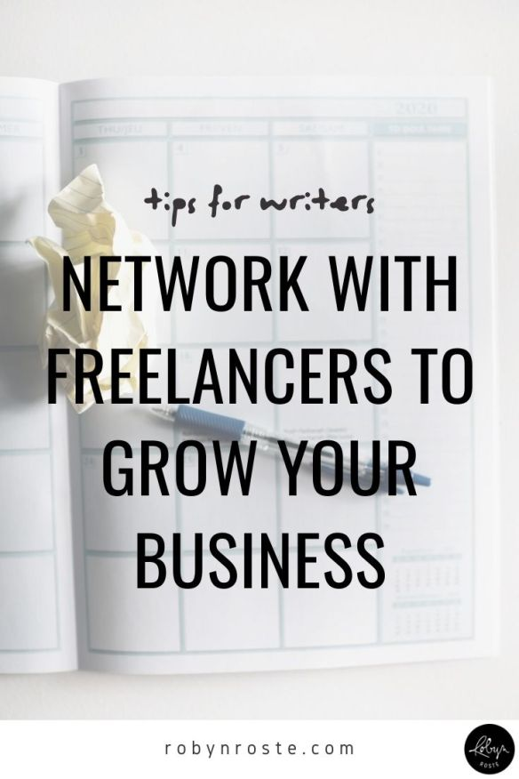 The best marketing you can do is network with freelancers. Building a strong network will help you grow your freelance business. A bold claim, I know.