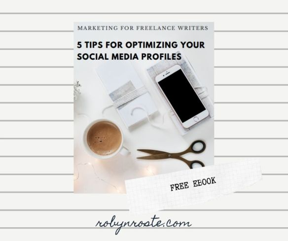 Optimizing your Social Media Profiles ebook