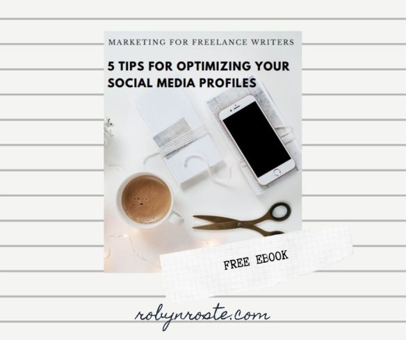 5 Tips for Optimizing Your Social Media Profiles Ebook