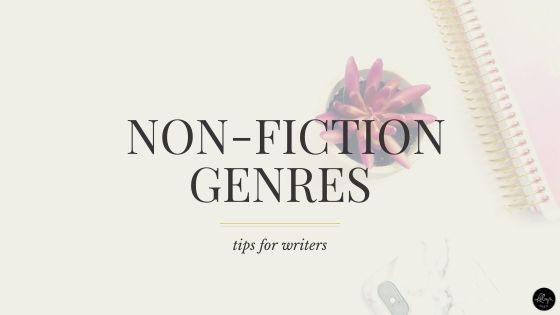 What are the Different Non-Fiction Genres? (Nonfiction?)