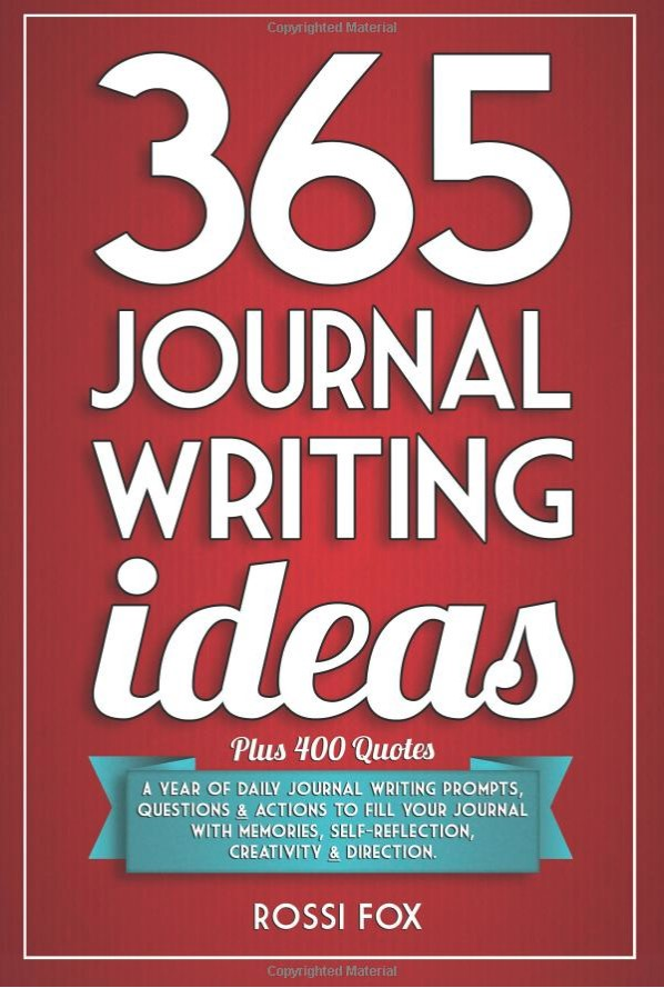 Gifts for writers 365 Journal Writing Ideas
